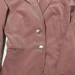 True Religion Jackets & Coats - True Religion Pink Blazer jacket Size XS.